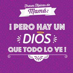 12 frases típicas de mamás mexicanas.