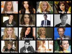 I just can't find a good townsend... but this is my dream cast list!!!!! i just made it and i think its perfect!!!!!! any ideas? COMMENT