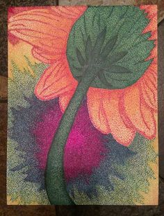 Flower power by EvelynsArtsAndCrafts on Etsy