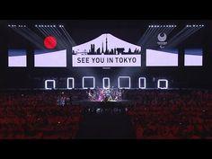 【NHKリオ】パラリンピック 東京プレゼンテーション(ノーカット) - YouTube