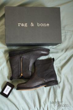 rag&boon short boots
