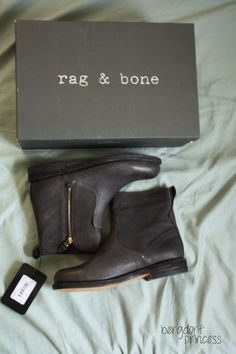 rag&boon short boots