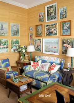 Exceptionally Eclectic – Kitschy Florida Cottage