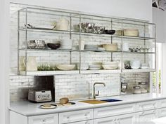 Hate Open Shelving? These 15 Kitchens Might Convince You Otherwise