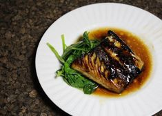 Sweet asian sablefish is a quick recipe that the whole family can enjoy. Gluten free and healthy it is best made with Sizzlefish wild caught atlantic sablefish. Best Fish Recipes, Cod Recipes, Quick Recipes, Veggie Recipes, Summer Recipes, Seafood Recipes, Asian Recipes, Healthy Recipes, Winter Recipes