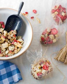 Photo:Gluten Free Tropical Trail Mix Recipe byCarol Kiciski of Simply Gluten-Free Magazine