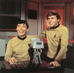 Star Trek Cast - star-trek-the-original-series Photo