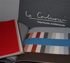 The best book on Le Corbusiers colors!