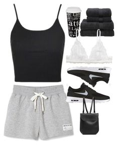 Nike, kã*nitz, christy, monki and gretchen - ropa sporty outfits, Cute Lazy Outfits, Sporty Outfits, Mode Outfits, Dance Outfits, Outfits For Teens, Chic Outfits, Trendy Outfits, Girl Outfits, Summer Outfits