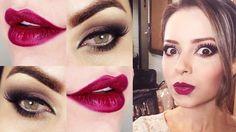 Tutorial – maquiagem inspirada na Sandy