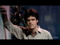 """Donny Osmond - """"Baby Come Back"""""""
