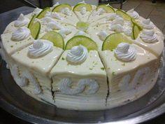 Bolo Mousse de Limão Hum – Caderno de Receitas