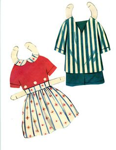MaryLou a Darling Doll with Hair 1958 Saalfield - Linda - Picasa Web Albums