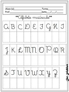 Coleção Caracol - Ed.Infantil - Linguagem Teaching Kids, Kids Learning, Alphabet, Pre K Activities, Kids Playing, Homeschool, Classroom, Lettering