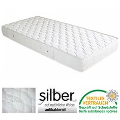 Die Matratze Silverline – sorgt für ein unvergleichliches Schlafgefühl und ein ganzheitliches Wohlbefinden Mattress, Home Decor, Products, Mattresses, Feel Better, Decoration Home, Room Decor, Gadget, Interior Decorating