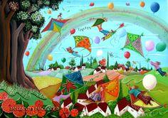 Il mondo di Mary Antony: L'arte Naif di Alessandra Placucci
