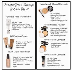 Younique Foundation range www. Show Makeup, Make Makeup, Eye Makeup Tips, Makeup Tricks, Makeup Products, Makeup Ideas, 3d Fiber Lash Mascara, Younique Presenter, Eye Primer