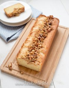 If I want to bake something delicious but don't want to spend a long time in the kitchen, … – Recepten – Cake Dutch Recipes, Sweet Recipes, Baking Recipes, Cake Recipes, Cake Cookies, Cupcake Cakes, Brownie Cake, Pastry Cake, Sweet Tarts