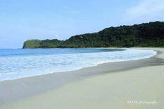 Blue Lagoon. Pagudpud, Ilocos Norte, Philippines.