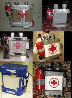 Never done a big prop before? Me, neither. - Team Fortress 2 - Medic