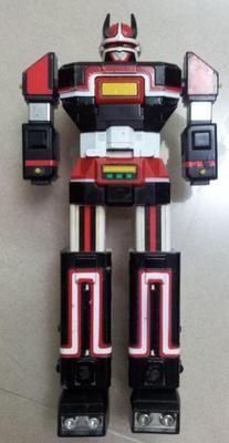 Bioman Godaikin- the BEST robot ever!