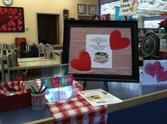 Library Lovers Month at Damascus!