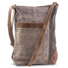 Check out the deal on Identified Crossbody Bag at Primitive Home Decors