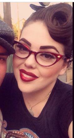 Die Brille...