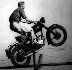 Steve McQueen, what a life, what a guy