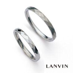 <LANVIN>マリッジリングコレクション2