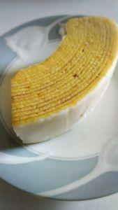 【スーパーのパンコーナで見つけました】「厚切りバウム」 パスコ