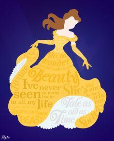 Belle Typography