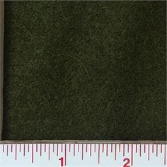 6115 - Olive Green Fine Wool Broadcloth - $30.00 yd.