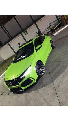 Voiture Honda Civic, Honda Civic Hatchback, Honda Civic Forum, Honda Civic Type R, Honda S, Car Goals, First Car, Car Wrap, Future Car