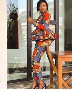 10 Ankara Style Inspirations For Ladies - Latest African Fashion Outfits 2019 - . by laviye - Women's style: Patterns of sustainability African Lace Dresses, Ankara Dress Styles, African Fashion Dresses, Fashion Outfits, Women's Fashion, Ankara Fashion, African Attire, African Wear, African Women