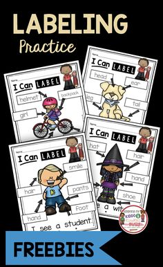LABELING - How to Label a Picture - CAP skills - Phonics and prewriting practice - beginning reading skills - literacy centers and writers workshop free printables for kindergarten and first grade - writing curriculum FREEBIES #kindergarten #firstgrade #writersworkshop #kindergartenwriting