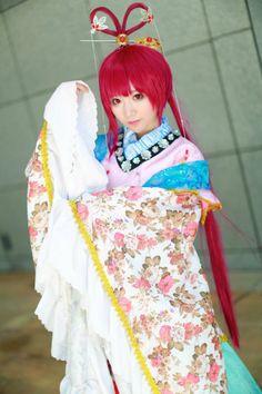 cosplay KougyokuRen