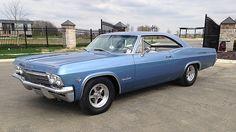 1965 Chevrolet Impala SS 496/650 HP, 4-Speed