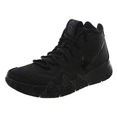 hot sale online 85bb6 6c201 NIKE Men s Kyrie 4 Basketball Shoes Black Black.  nike  basketball  kyrie