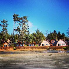 A little village on the ocean... #Tofino