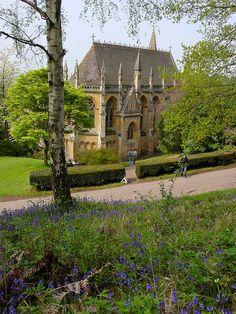 Chapel, Tyntesfield, Somerset, Nr Bristol
