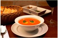 "Receita de ""Crema di Pomodori"" | LeBlog"