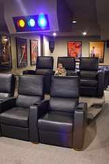 Movie Home Cinema Chair - Click on image to enlarge | New ...