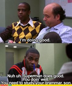 30 rock, so funny.