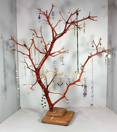 large tree jewelry display | 20 Jewelry Storage Options for a Stylish Display