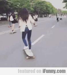 Learn to Skateboard and glide by the guys :)