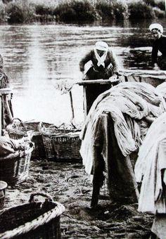 les lavandieres