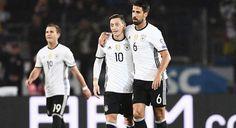 Alemania gana fácil a Irlanda