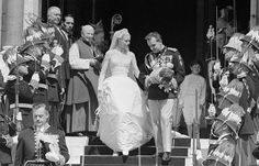 The Royal Order of Sartorial Splendor: Top 10 Best Royal Wedding Dresses: #2. HSH Princess Grace