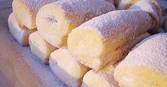 Sastojci   180 g. maslaca  130 g. krem sira  90 g. šećera u prahu  270 g. brašna  1 vanilin šećer   nekoliko kašikica nutelle za punjen...